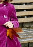 Girl_with_leaf-on-bench