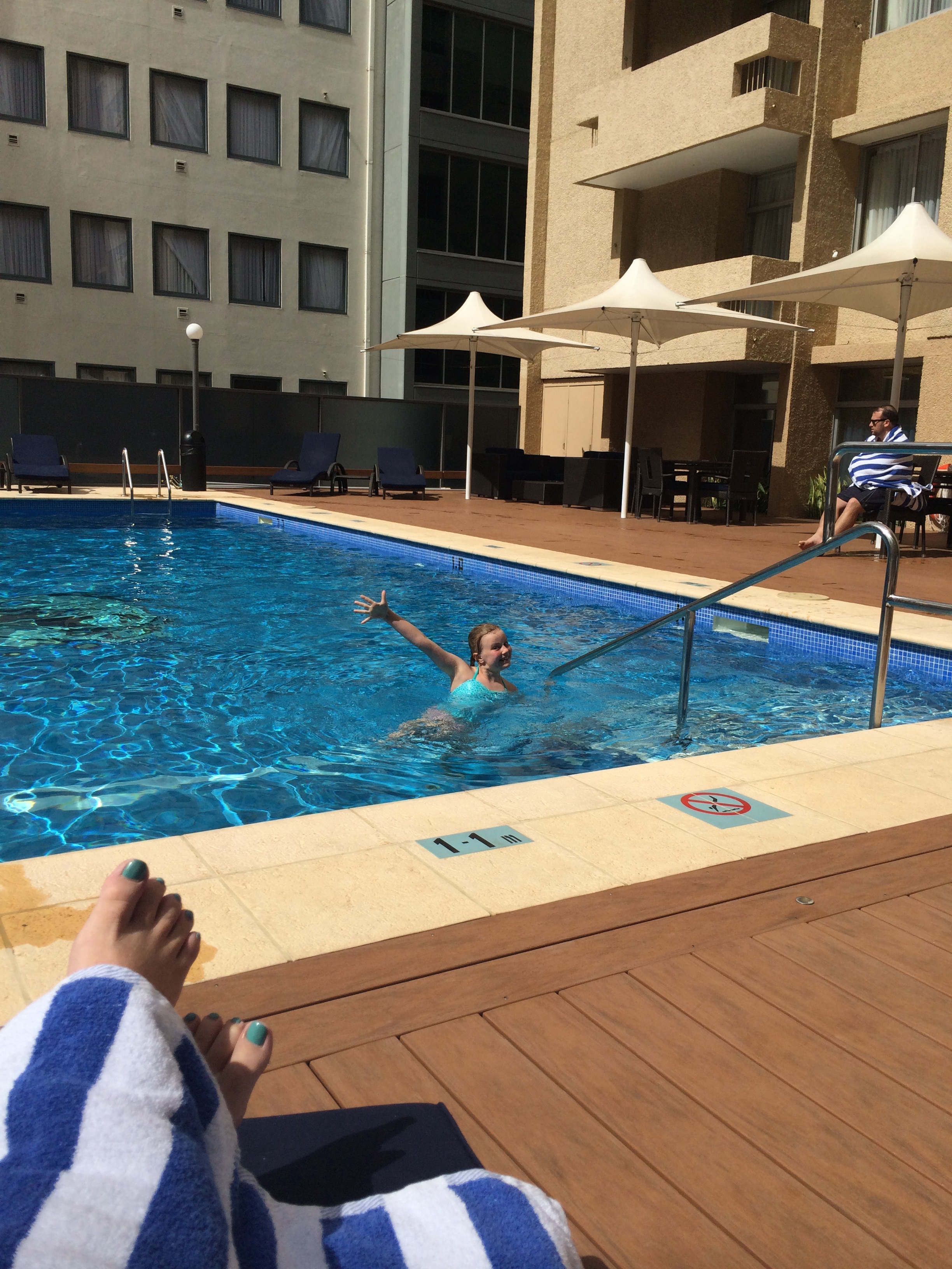 Pool memories